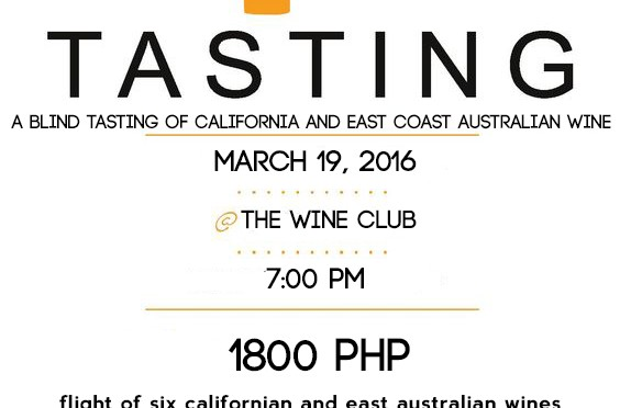 Coast to Coast Wine Tasting