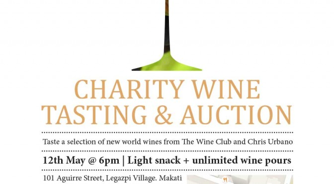 Charity Wine Tasting & Auction